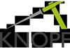 Dachdeckerei & Zimmerei Knopf Logo