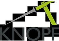 Dachdeckerei & Zimmerei Knopf Retina Logo